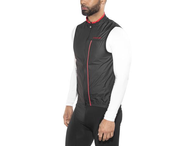 Etxeondo Gilet Ligero Vest Men Black/Red